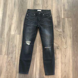 Madewell High Riser Skinny Jean -27